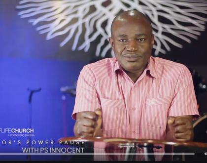 Pastor's Power Pause